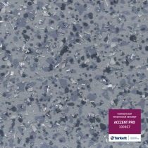 Гетерогенный линолеум Tarkett  Acczent Pro 100007